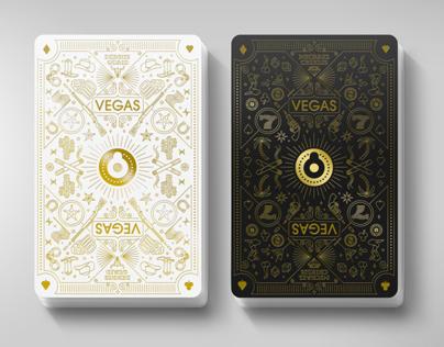 Vegas Series cards