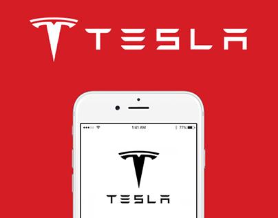 Tesla Application