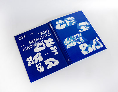 OFFYARD - Experimental typeface and publication