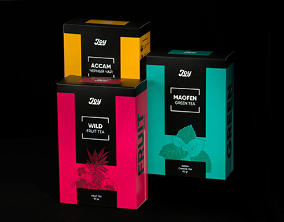 Joy Touch. Packaging