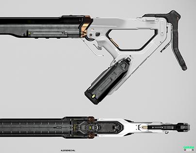 ガルーダ(GARUDA) LHOP Projector Rifle