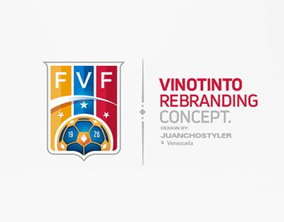 Vinotinto | Rebranding Concept.