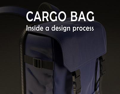 Cargo bag : Product design process