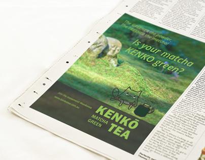 Diploma Assessment: Kenko Tea