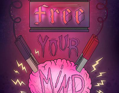 Free your mind - Libera tu mente