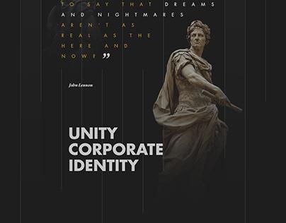 Unity Corporate Identity