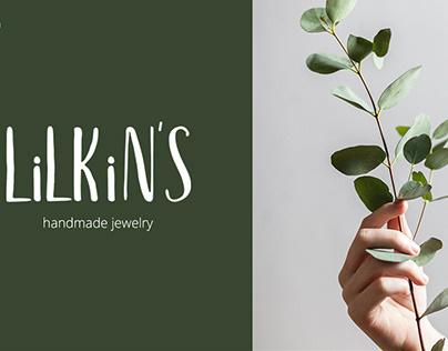 Lilkin's handmade jewelry