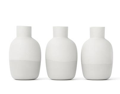 Ceramic set #09   C4d+Corona   3d Model