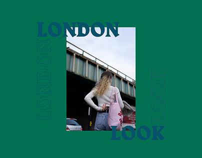 London Look ed. 1 - 2020 /street photography zine/