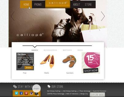 E-calliope Redesign