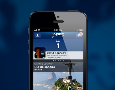 GCC 2013 iPhone App