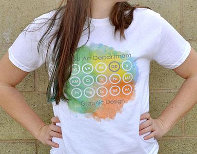 Art Department Shirts