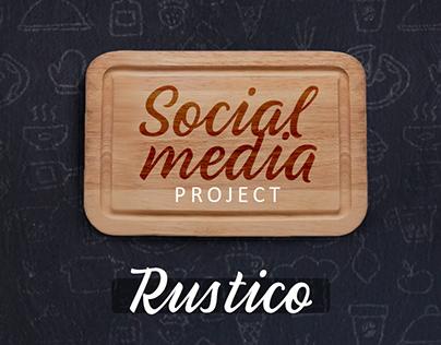 Social media (Rustico)