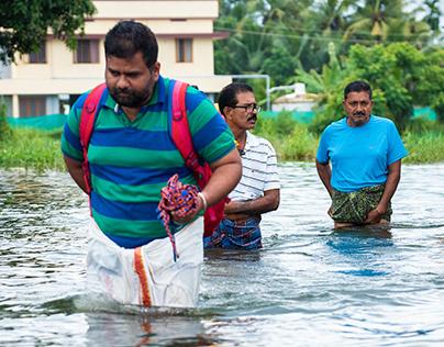Kerala Floods - 2019 / Kuttanadu