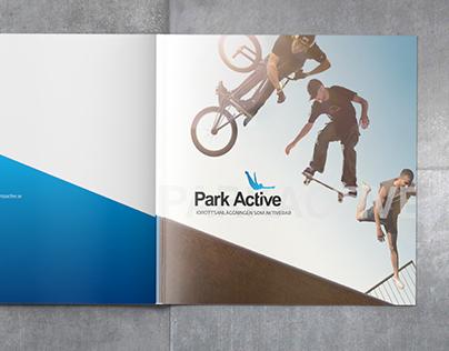 Park Active || Brochure design