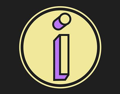 Imani Danzy Branding - Social Media Logo + Website