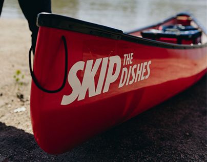 SkipTheDishes Canada Day Activation