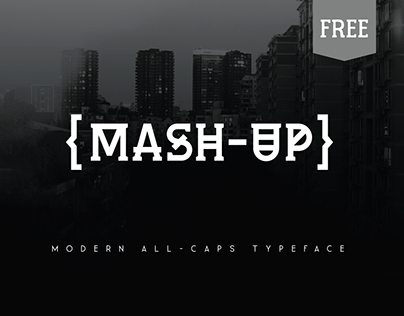 Mash-Up FREE FONT