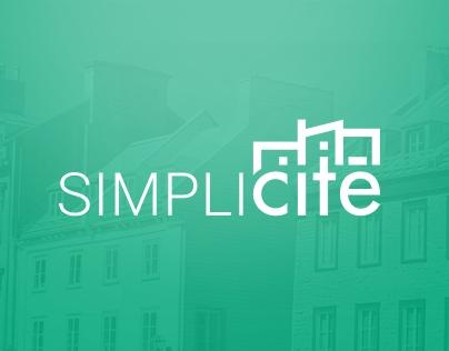 Simplicité - Brand identity