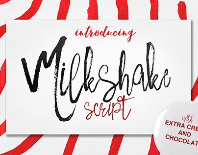 Milkshake Script