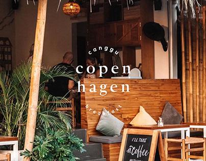 REBRANDING - Copenhagen Coffee Canggu Bali