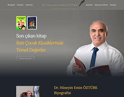 Dr. Hüseyin Emin Öztürk