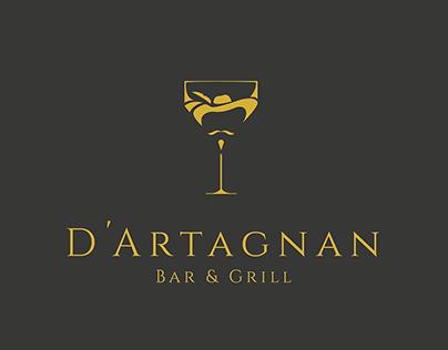 Bar & Grill logotype / Logotipo para bar