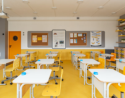 Проект класса 3.3 в школе № 149