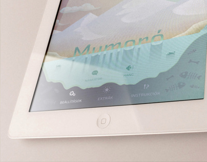 Mumoró iPad App | Children's Story for iOS surface