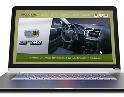 Honda Civic IMA - 1st Prize