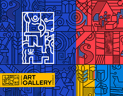 Art Gallery Rebranding