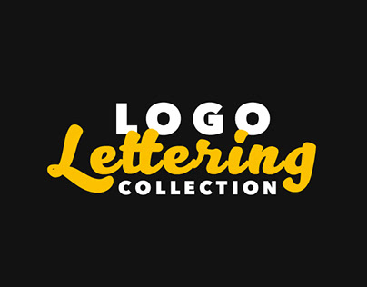 Lettering Logo Collection