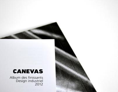 Canevas Yearbook - 2012