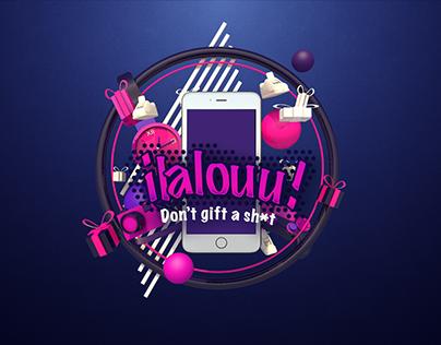 ilalouu! Don't Gift a Sh*t