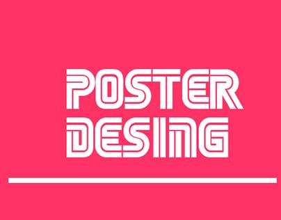 poster design- Afiş tasarım