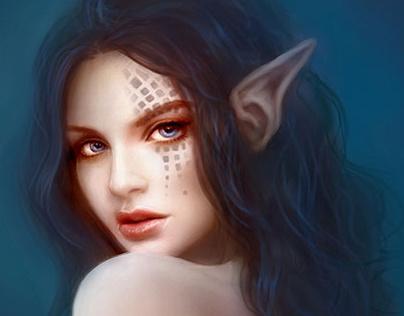 Fantasy Femmes - By Anne Pogoda