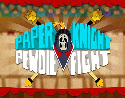 Paper Knight Pew Die fight DEMO