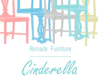 Cinderella Chair_Remade Furniture