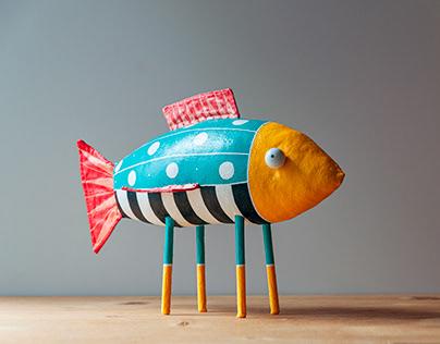 Interior Toy Big Fish