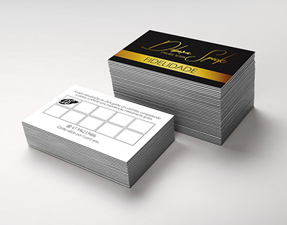 Branding and Business Card - Débora Speck