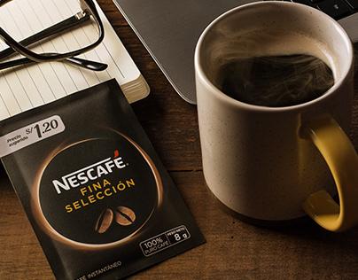 Nescafé / Foto Bodegon