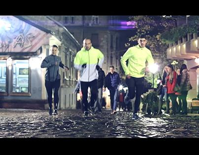 Belgrade light run 2013