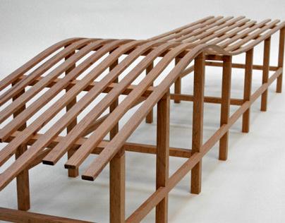 The Coaster Bench