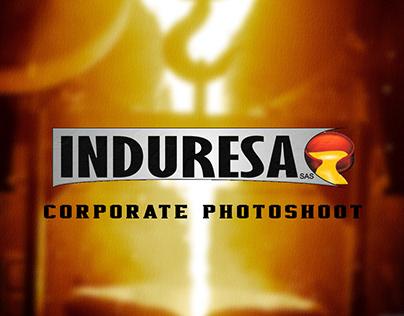 Induresa - Corporate Photoshoot