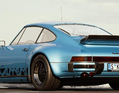 Unreal Porsche 911 Turbo.