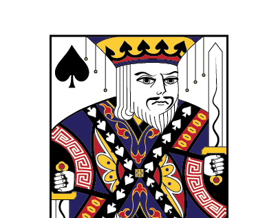 Imperial China Playing Cards