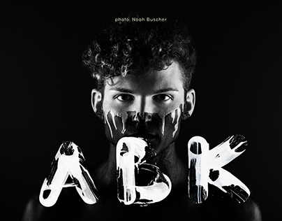 ABK - Art Font
