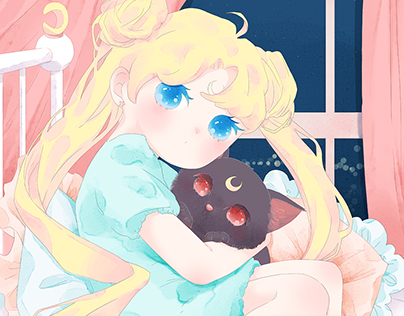 Sailor Moon's Pajama