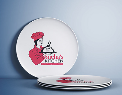 Brand Identity Projects for The Sneha's Kitchen