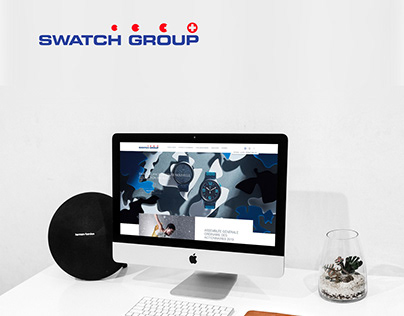 Swatch Group Website